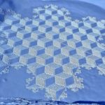 If Life Gives You Snow…Make Snowshoe art?