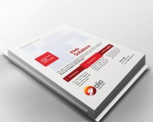 Olio Webworks Flyer