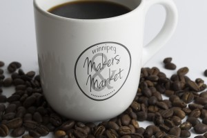Winnipeg Makers & Market Coffee Cup Logo